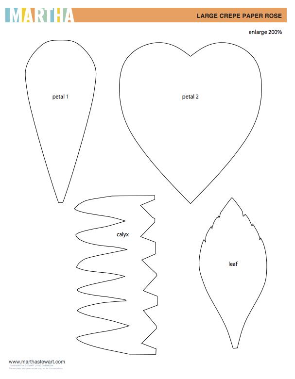 Paper flower petal template las un rspuns anuleaz rspuns spiritdancerdesigns Image collections
