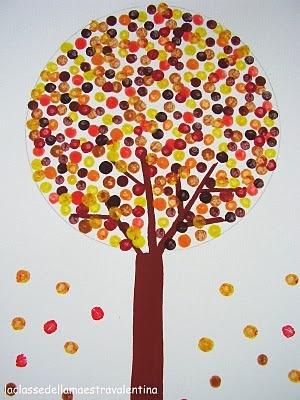Copac de toamna 3